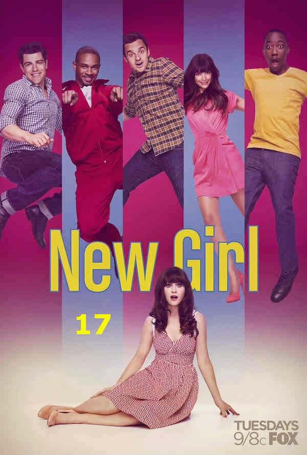مسلسل New Girl S04E17  الموسم الرابع مترجم ومتجدد اون لاين