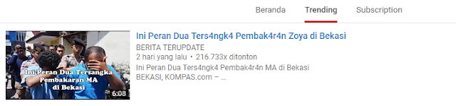 Trending YouTube Mencerminkan Selera Tontonan Masyarakat Indonesia7