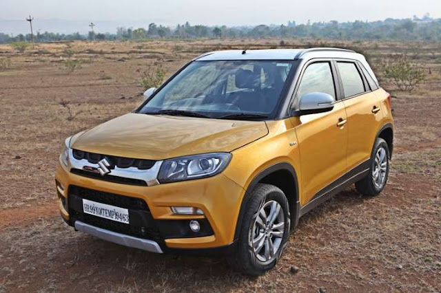 Maruti Vitara Brezza Best Selling Suv India Sales