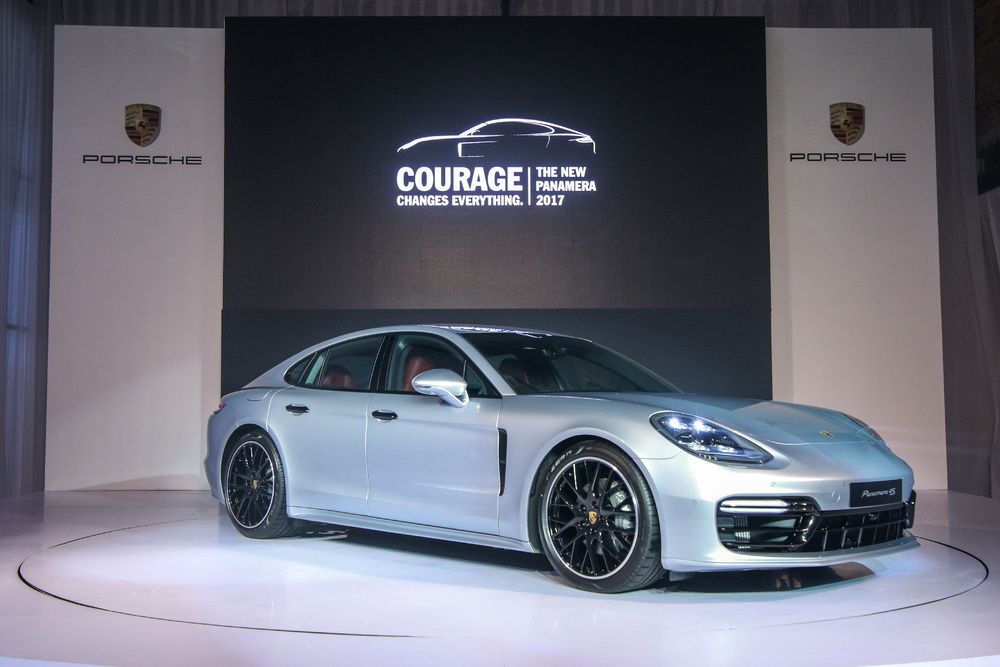 Motoring Malaysia Second Generation Porsche Panamera