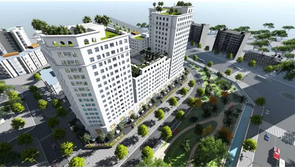 Eco City là dự án nổi bật tại thị trường bất động sản phía Đông Bắc thủ đô