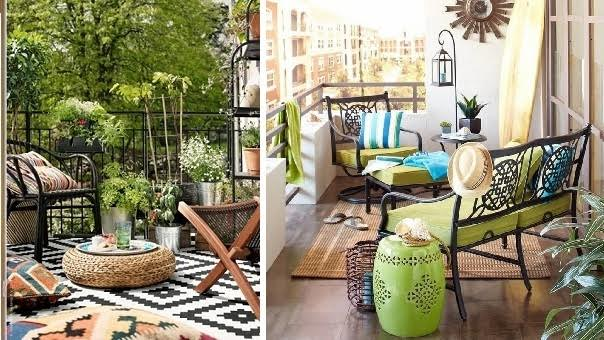 Trucos low cost para decorar tu terraza
