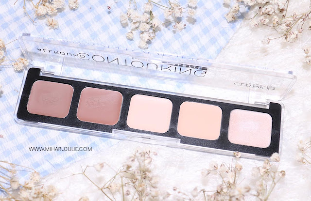 Catrice Allround Contouring Palette review