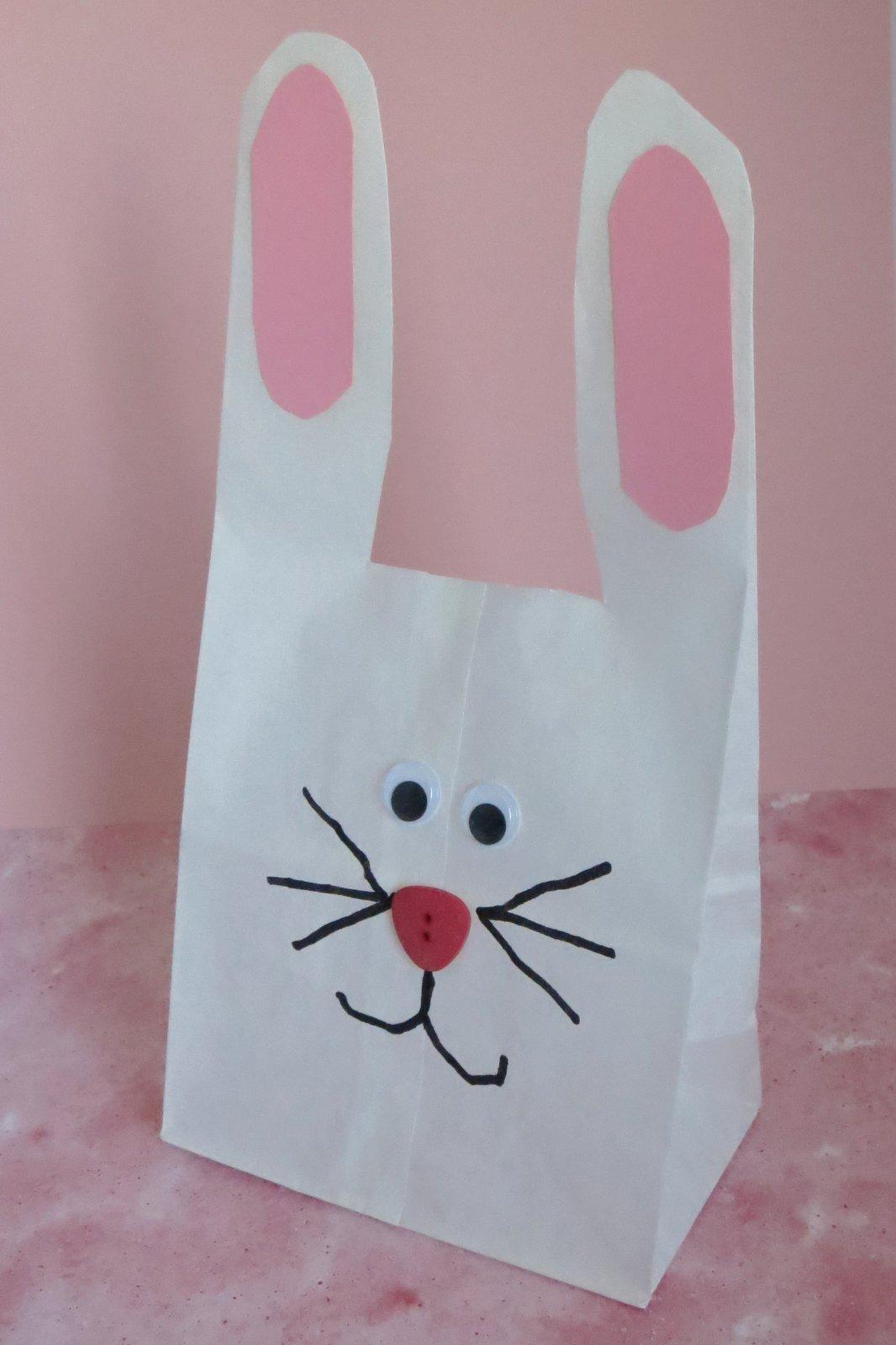 Rabbit Ramblings Crafty Bunny Or More Bunny Crafts
