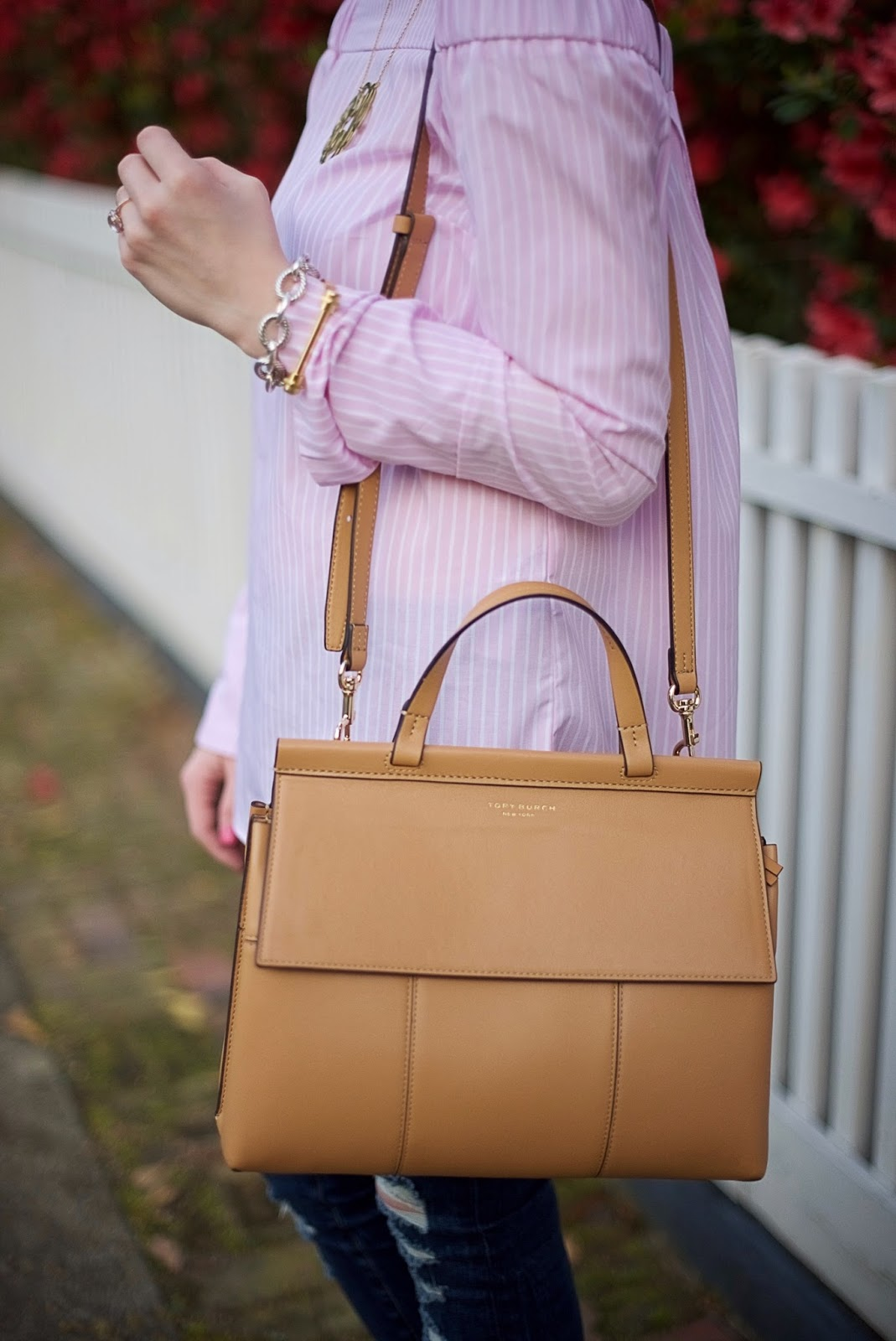 Tory Burch T Satchel