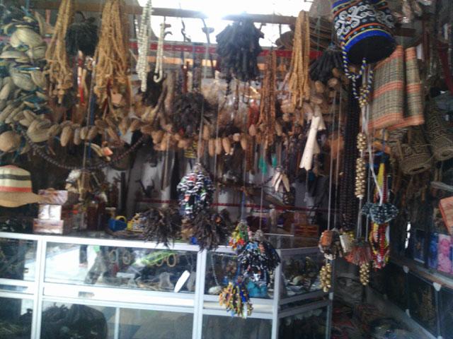 Center Souvenirs Typical Banjarmasin