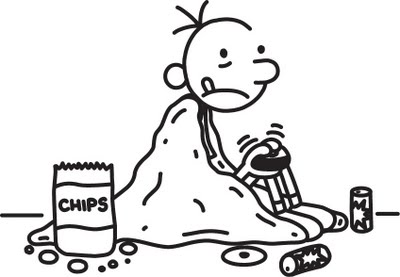 Whatsoever Critic Diary Of A Wimpy Kid Book Review
