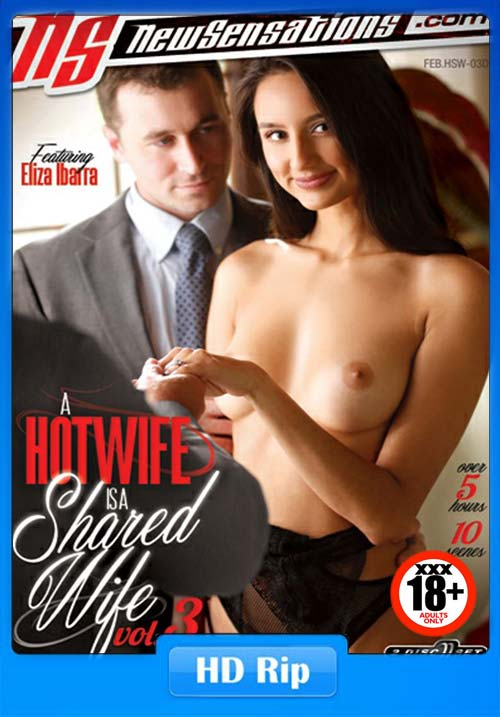 [18+] A Hotwife Is A Shared Wife 3 2019 DiSC2 XXX DVDRip Movie x264 Poster