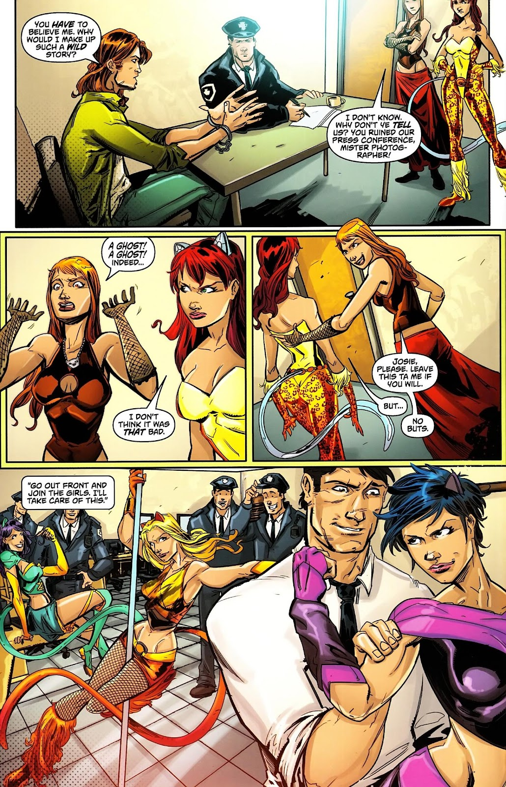 Read online Critter (2012) comic -  Issue #3 - 4