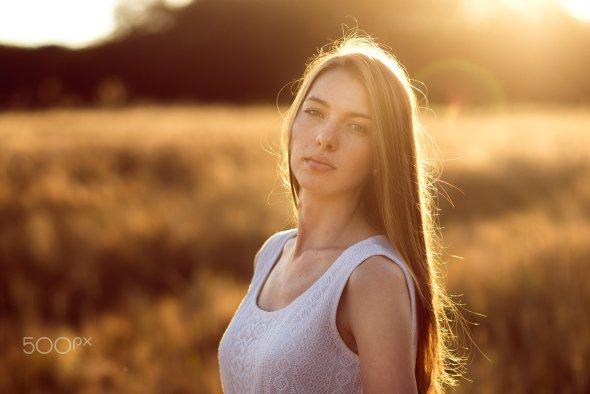 Jiri Tulach 500px arte fotografia mulheres modelos fashion beleza hora mágica luz por do sol