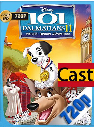 101 Dalmatians II: Patch's London Adventure ( 2002 ) HD [720p] castellano [GoogleDrive] MacacoupHD