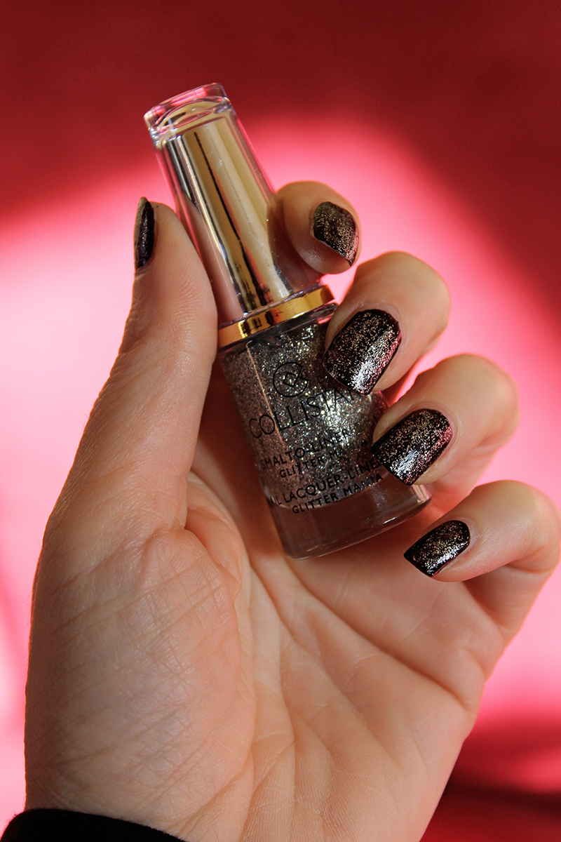 manicure glitter collistar