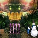 8BGames Christmas Penguin Escape Walkthrough
