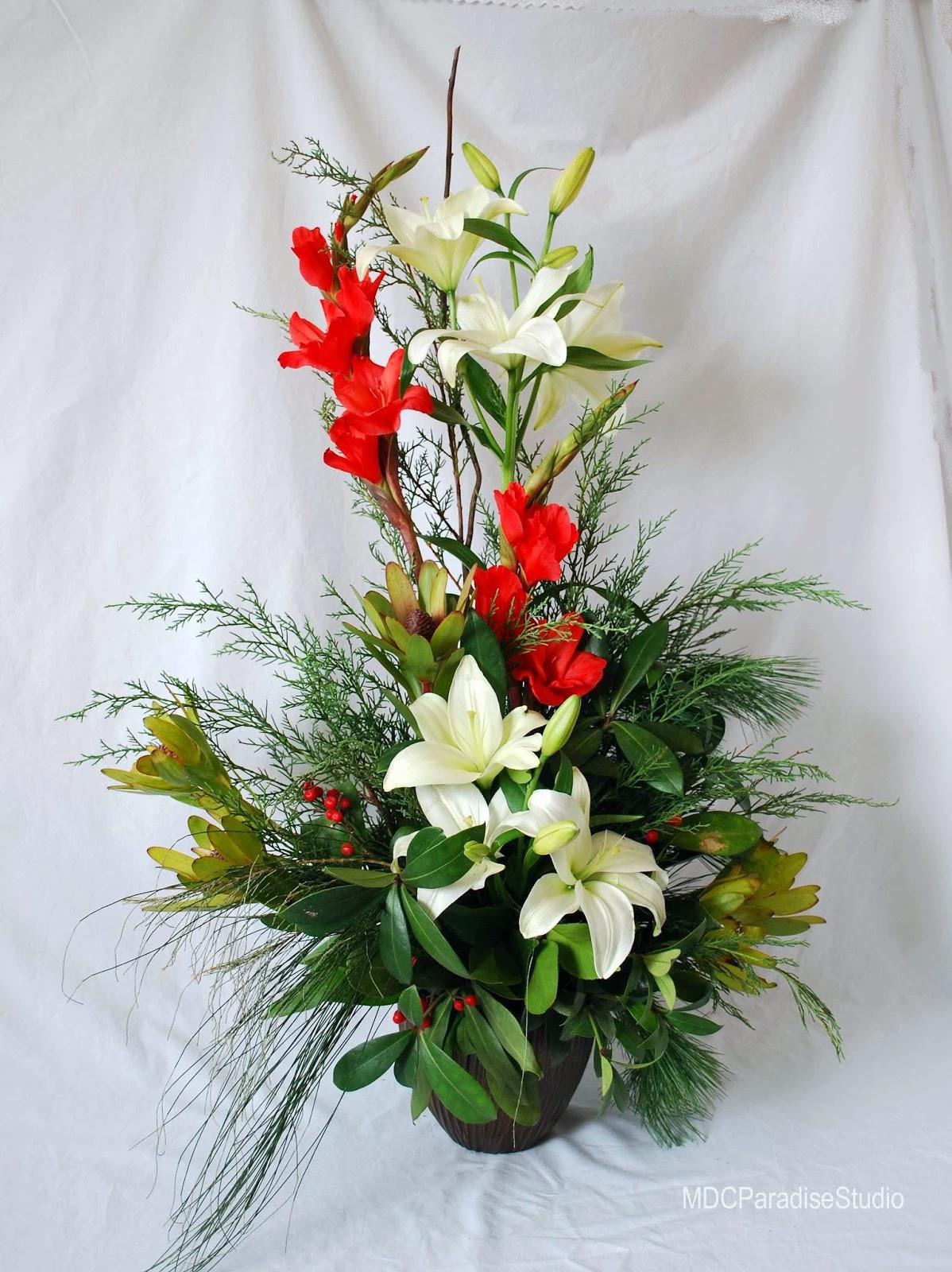 Modern Floral Arrangements Home