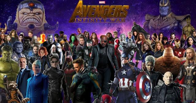 ดู หนัง avengers 3 infinity war