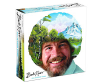 Bob Ross Art of Chill Game and Funko POP! Bundle foto 2
