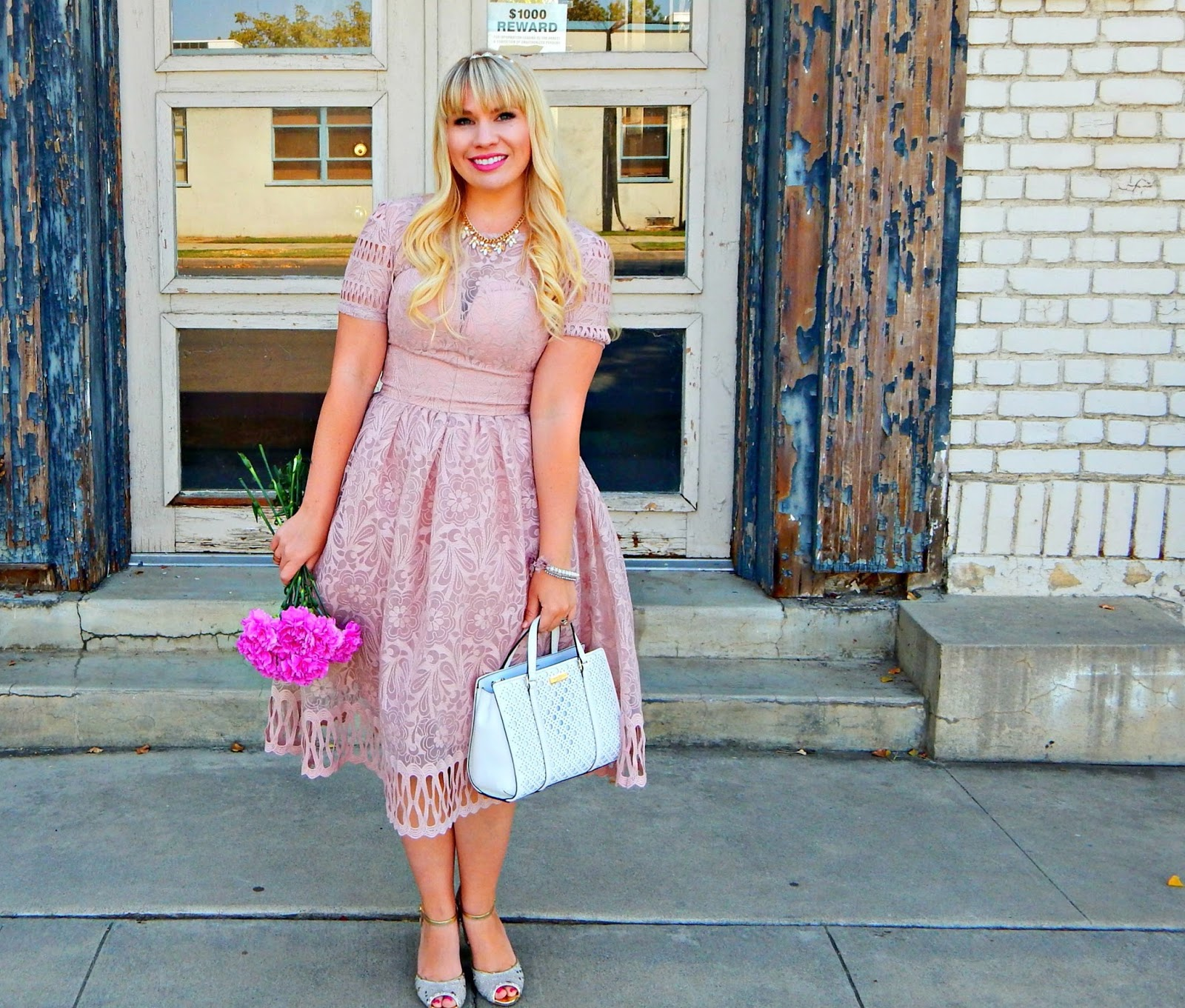 Princess Dress & Friday Favorites Link Up