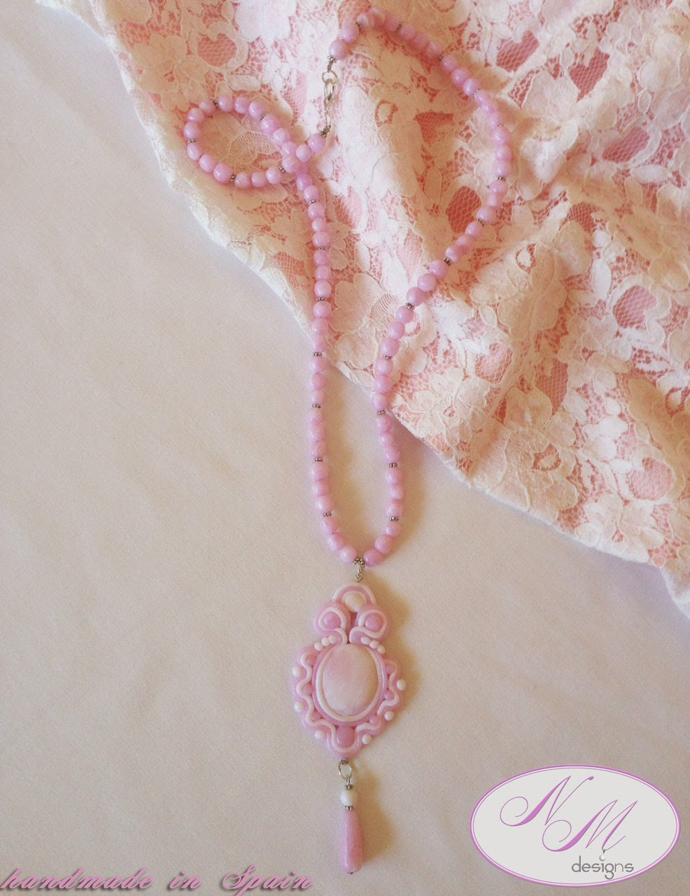 """Pink Lace"" NM Designs"