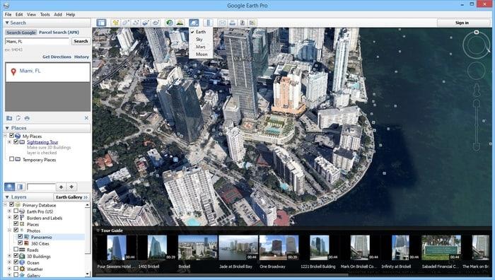 تحميل برنامج جوجل إيرث للكمبيوتر- Download Google Earth 2019
