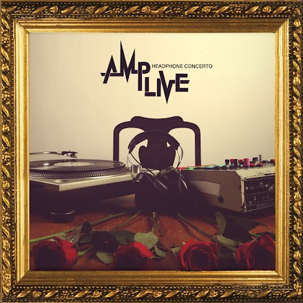 Amp Live - Headphone Concerto | Album Tipp und Musikvideo Penny Nickel Dime ( Full Album Stream )