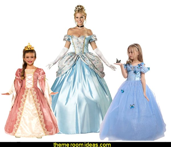 Princess Costumes