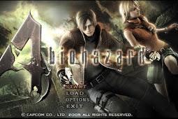 Save Game 100% Tamat Resident Evil 4 Untuk PC/Laptop