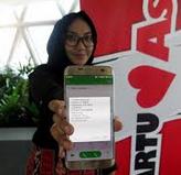 Wanita dan Perempuan Karir di PT Telkomsel Indonesia 2016