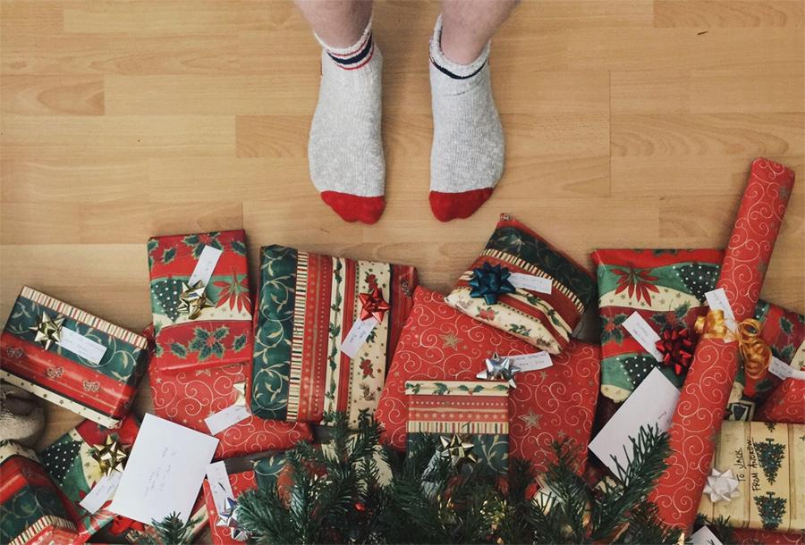 Presentes de Natal para cada Orçamento