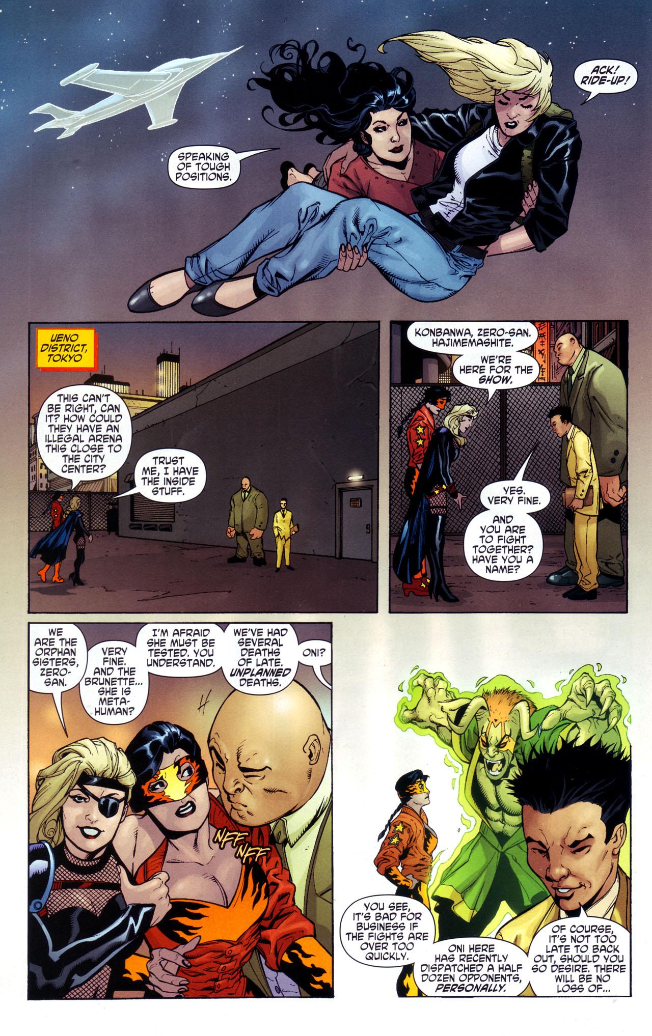 Read online Wonder Woman (2006) comic -  Issue #34 - 15