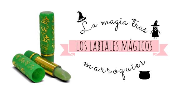 labiales mágicos marroquíes