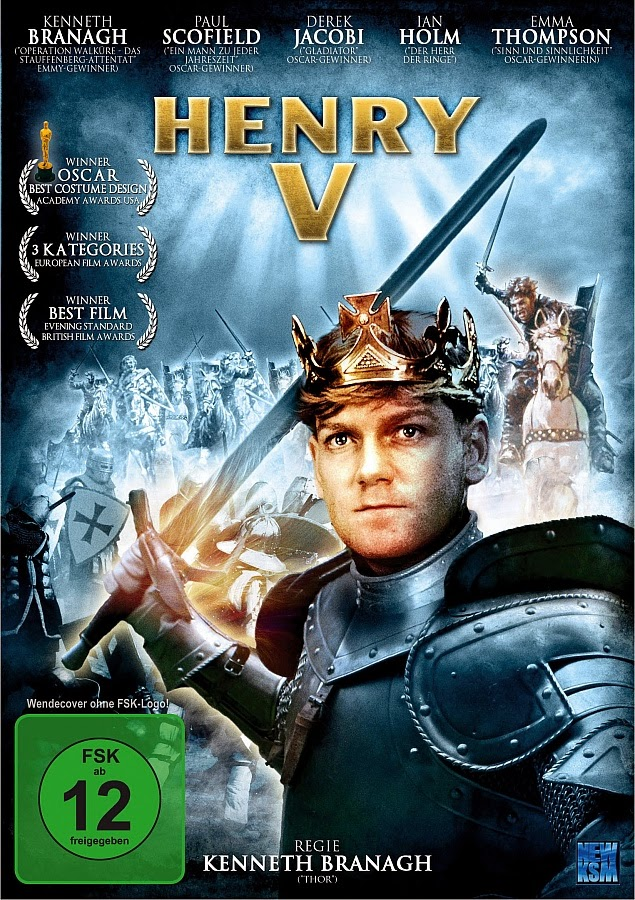 Henry V เฮนรี่ที่ 5 จอมราชันย์ [HD][พากย์ไทย]