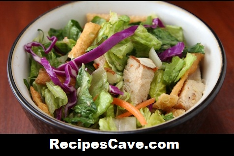 Chickn Chopped Salad recipe