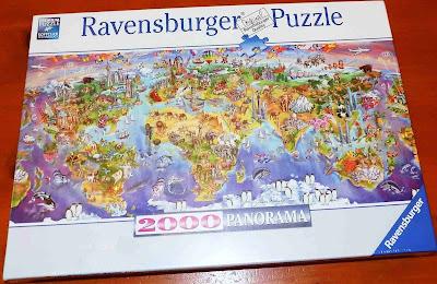 Ravensburger Puzzle Club Ravensburger Puzzle Review