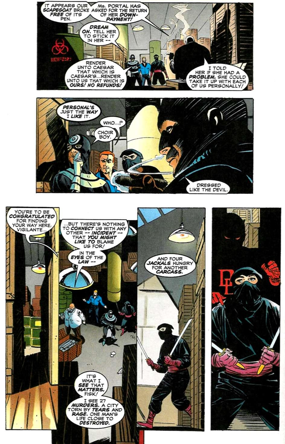 Daredevil (1964) 380 Page 31