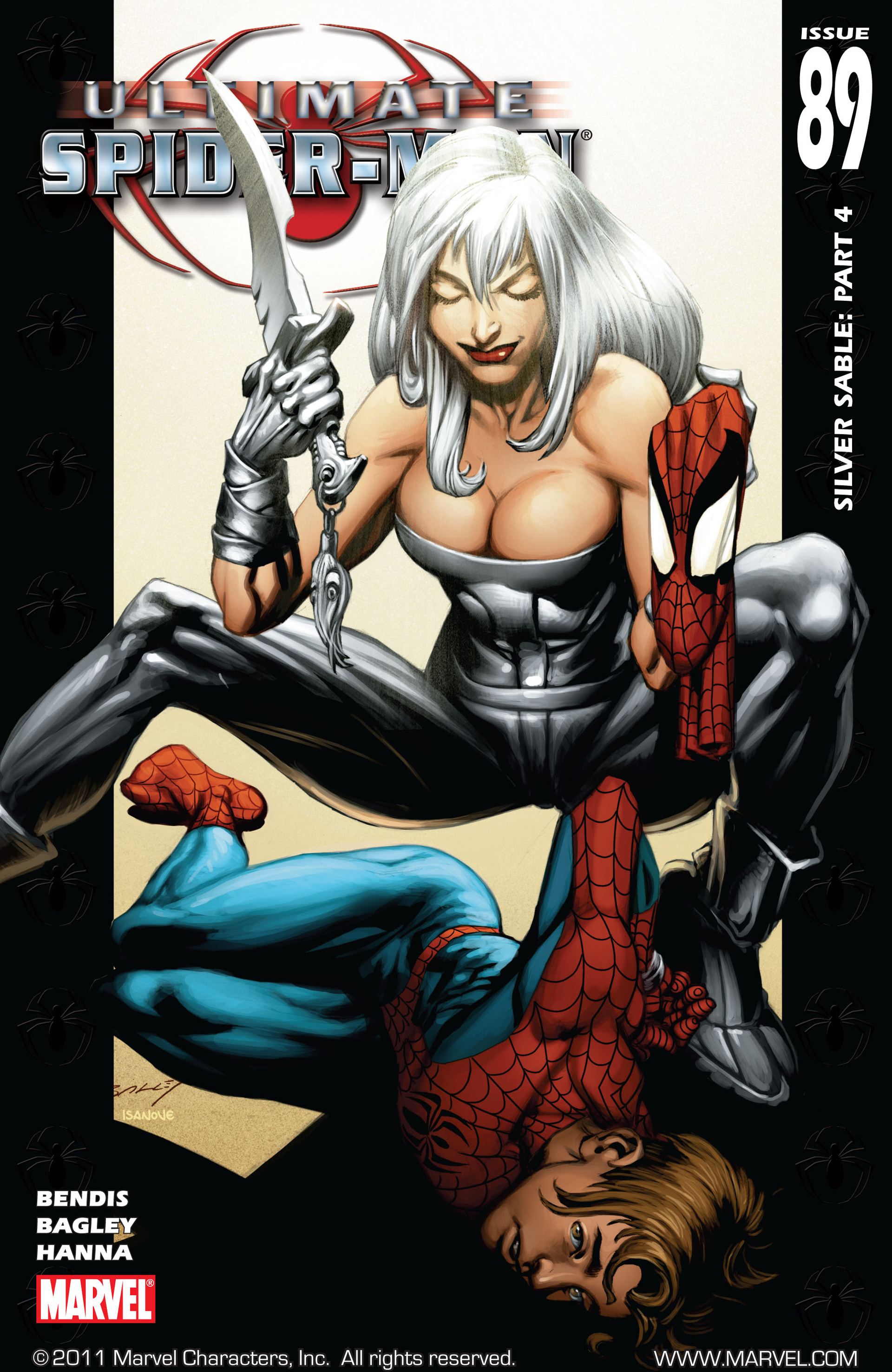 Ultimate Spider-Man (2000) 89 Page 1