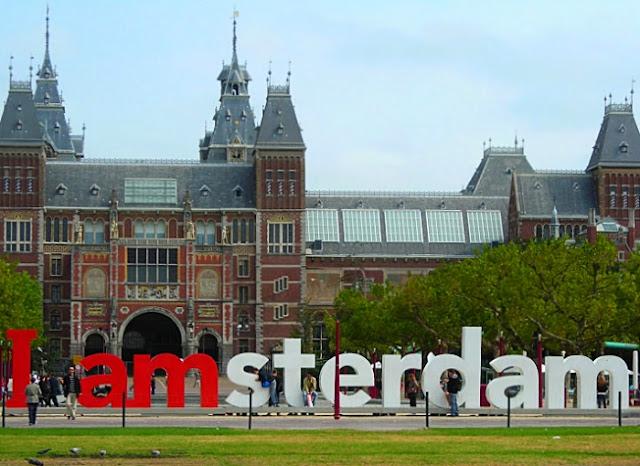 Cidade de Amsterdã