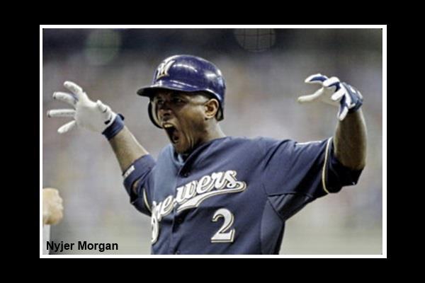 Nyjer Morgan debe reaparecer hoy al rescate del Centerfield