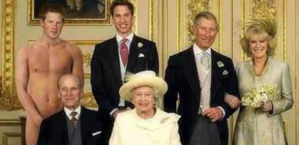 Puro Veneno Famlia Real Britnica Casa de Windsor