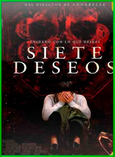 Siete Deseos (2017) UNRATED | DVDRip Latino HD Mega 1 Link