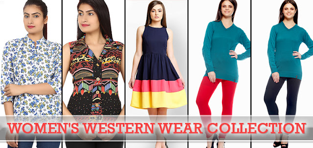 a7b37ba938 Girls Latest Fashion Trends Gallery: Women's Western Tops and ...