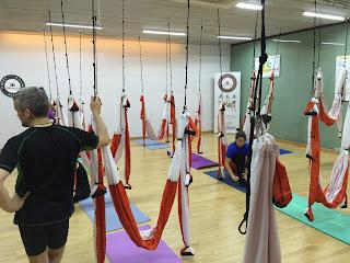 barcelona mataro yoga aereo la formacion oficial