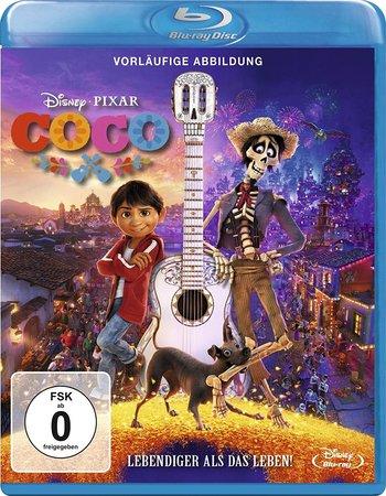 Coco (2017) Dual Audio BluRay 720p