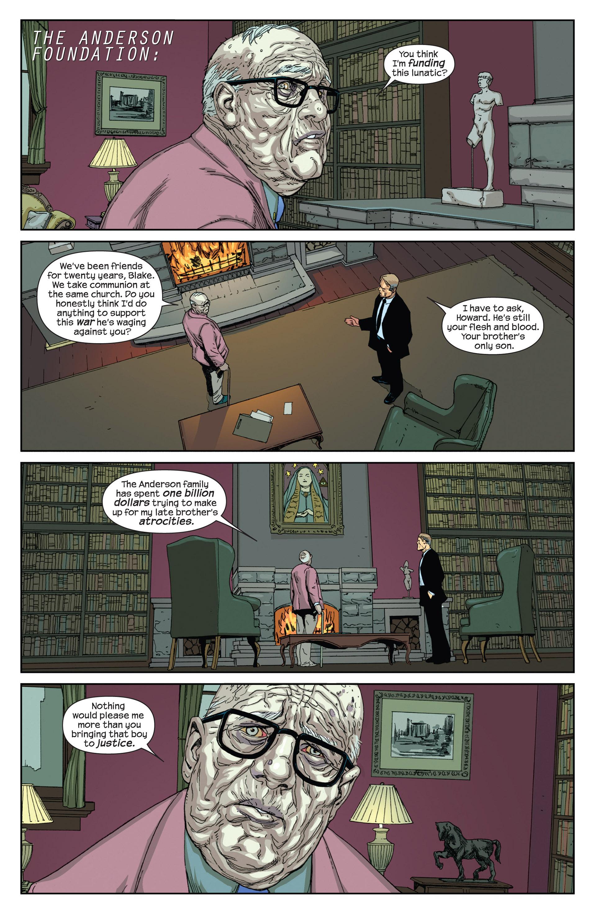 Read online Millar & McNiven's Nemesis comic -  Issue #2 - 9
