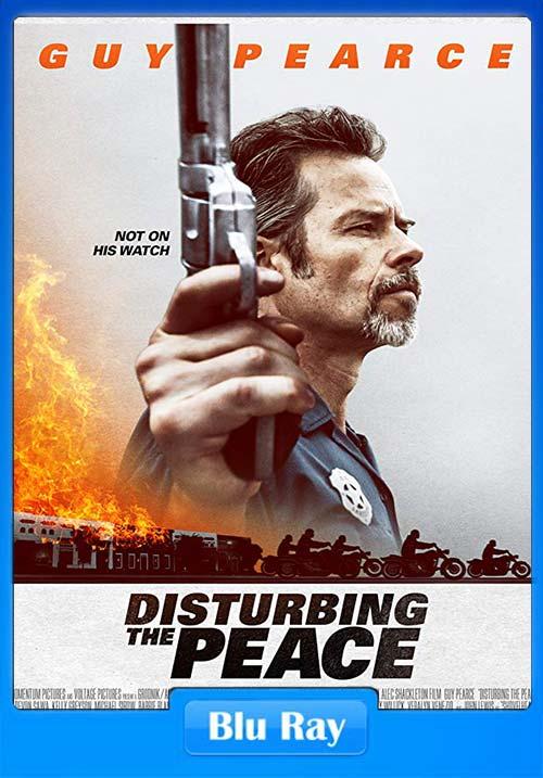 Disturbing The Peace 2020 720p BluRay x264 | 480p 300MB | 100MB HEVC
