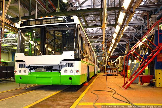 Транспортный блог Saroavto: Русские автобусы: ЛиАЗ ...