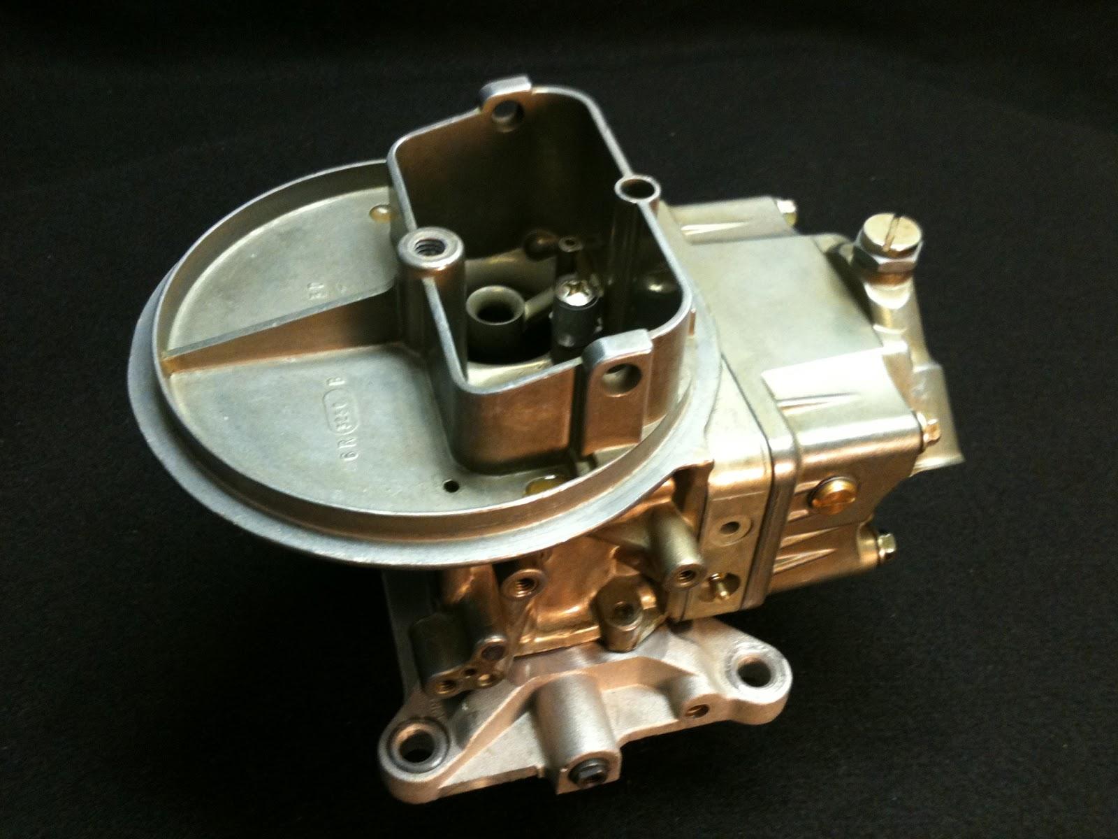 TMP Carbs Racing Automobile Holley Carburetors - Mostly Made