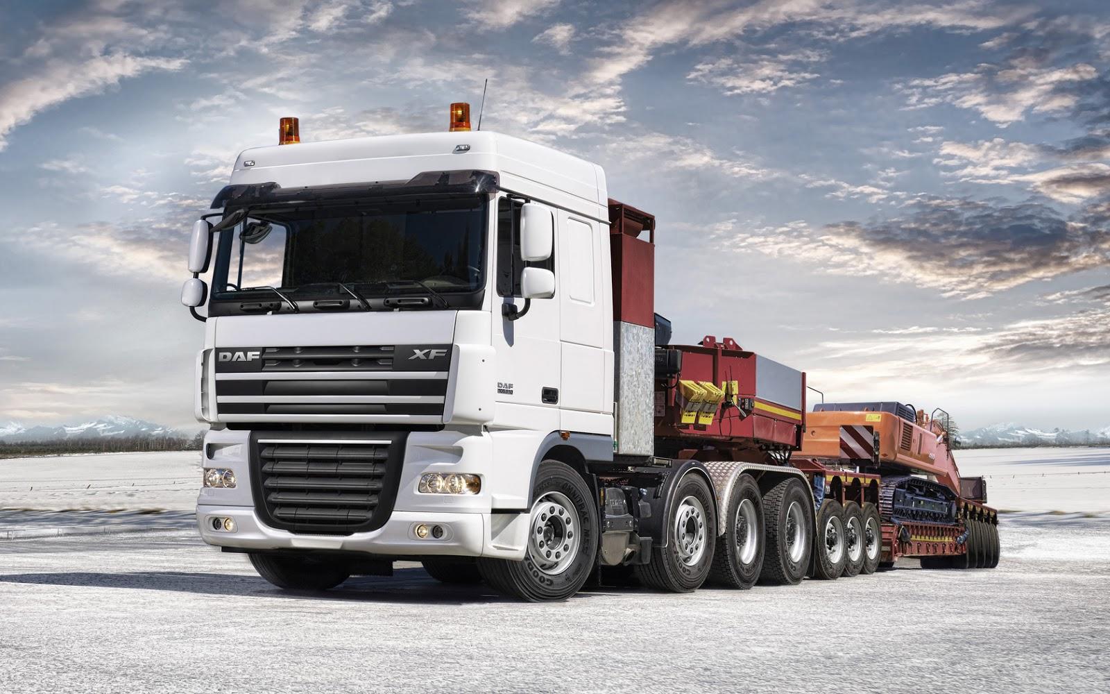 Ifa Truck Pics Hd: HD Car Wallpapers: Daf Trucks Canada Best Wallpapers