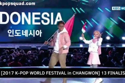 Perwakilan Indonesia Ini Menangkan Daesang untuk 'KWF 2017 in Changwon'