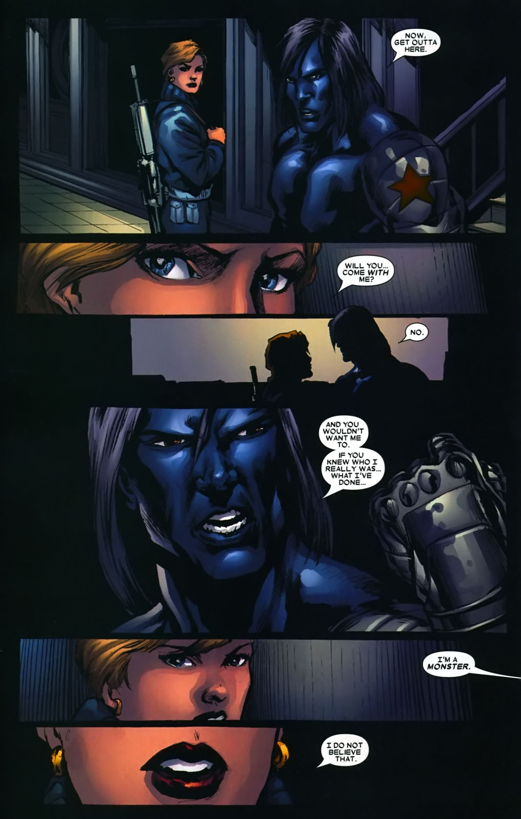 Read online Wolverine (2003) comic -  Issue #39 - 23