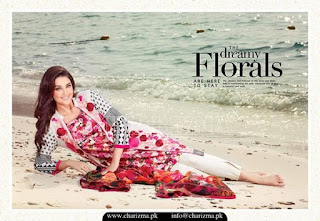 Charizma is a very famous Pakistani brand.Charizma have very different and unique designs. Charizma work very hard to became Pakistan's top brand.here www.fashiontv360.com gives you exclusive Charizma embroidered lawn collection volume 1 2016.